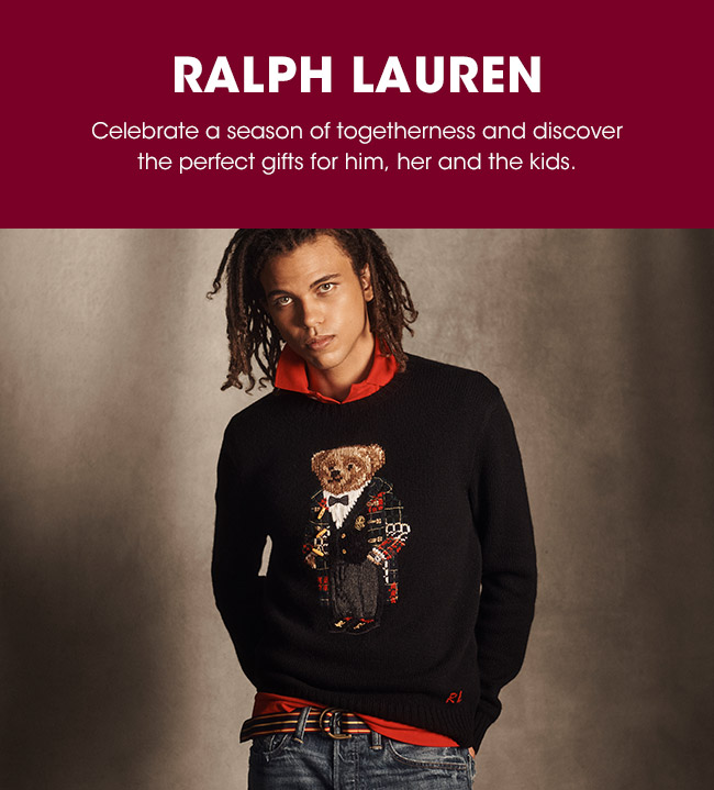 RALPH LAUREN MEN